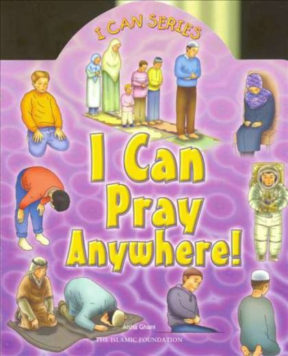This board book is perfect for toddler hands. The pages will not rip and they can be wiped clean. This book makes a perfect accompaniment to the prayer dolls. Price: $13.50