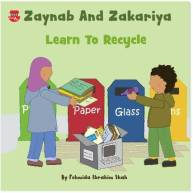Follow brother and sister duo Zaynab and Zakariya as they learn about the importance of recycling and how it relates to Islam. Since these books contain more text, they are ideal for this age group (versus preschoolers). Price: $8.50 *Combine this book with the other Zaynab and Zakariya book and a game for an awesome sibling present!