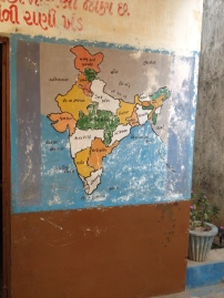 A map of India
