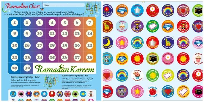 ramadan chart